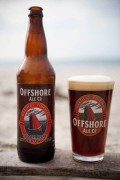 Offshore Beach Road Nut Brown Ale - Brown Ale