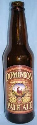 Dominion Pale Ale - American Pale Ale
