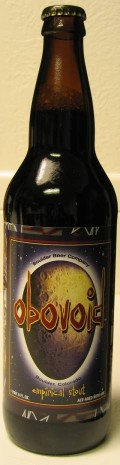 Boulder Beer Obovoid Oak-Aged Oatmeal Stout - Stout