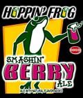Hoppin Frog Smashin Berry Ale - Fruit Beer