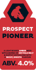 Prospect Pioneer - Bitter