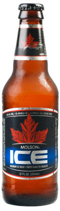 Molson Ice - Pale Lager