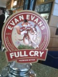 Evan Evans Full Cry - Bitter