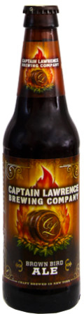 Captain Lawrence Brown Bird Brown Ale - Brown Ale