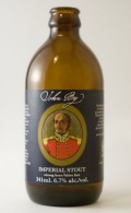 Scotch Irish John By Imperial Stout - Imperial Stout