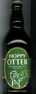 Otter Hoppy Otter IPA &#40;Bottled&#41; - English Strong Ale