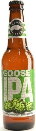 Goose Island India Pale Ale - India Pale Ale (IPA)