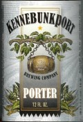 Kennebunkport Porter - Porter