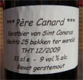 Sint Canarus Pre Canard - Belgian Strong Ale