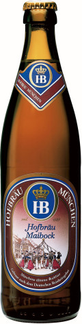Hofbru Mnchen Maibock - Heller Bock