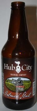 Hub City Oatmeal Stout - Stout