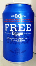 Free Damm - Low Alcohol