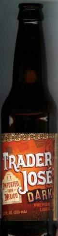 Trader Jos Dark Premium Lager   - Amber Lager/Vienna