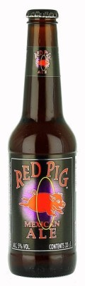 Red Pig Mexican Ale - Amber Ale