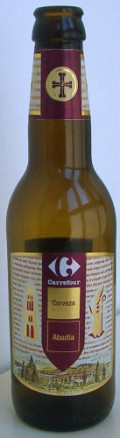 Carrefour Abad�a - Golden Ale/Blond Ale