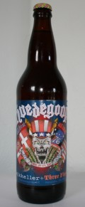 Three Floyds / Mikkeller Hvedegoop - Barley Wine