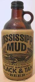 Mississippi Mud Black & Tan  - Porter