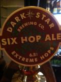 Dark Star Six Hop Ale - India Pale Ale (IPA)
