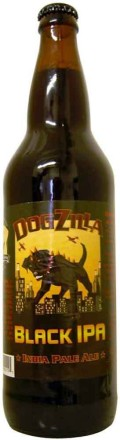 Laughing Dog Dogzilla Black IPA - Black IPA