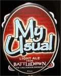 Battledown My Usual - Golden Ale/Blond Ale