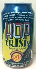 21st Amendment Hop Crisis! - Imperial/Double IPA