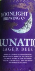 Moonlight Lunatic Lager - Dortmunder/Helles