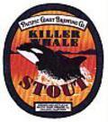Pacific Coast Killer Whale Stout - Stout