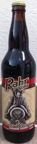 Rahr & Sons Rahr Bourbon Barrel Aged Winter Warmer - English Strong Ale