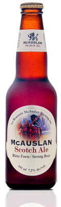 McAuslan Scotch Ale - Scotch Ale