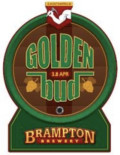 Brampton Golden Bud - Golden Ale/Blond Ale