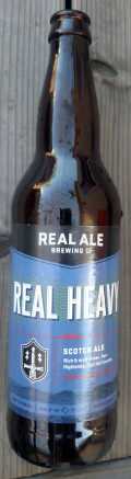 Real Ale Real Heavy Ale - Scotch Ale