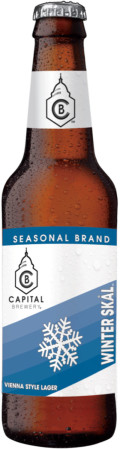 Capital Winter Sk�l - Amber Lager/Vienna