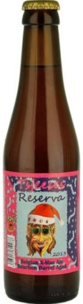 Struise Tsjeeses Reserva &#40;Oak Aged&#41; - Belgian Strong Ale
