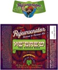 HeBrew Rejewvenator 2008 - American Strong Ale 