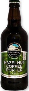 Saltaire Hazelnut Coffee Porter - Porter