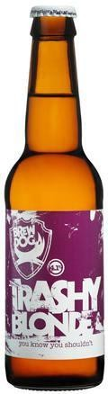BrewDog Trashy Blonde - Golden Ale/Blond Ale