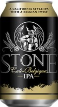 Stone Cali-Belgique IPA &#40;Cali-Belgi&#41; - India Pale Ale &#40;IPA&#41;