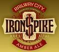 Railway City Iron Spike Amber Ale - Amber Ale