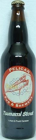 Pelican Tsunami Stout - Foreign Stout
