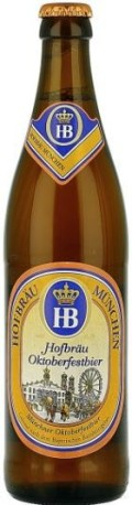 Hofbru Mnchen Oktoberfestbier - Oktoberfest/Mrzen