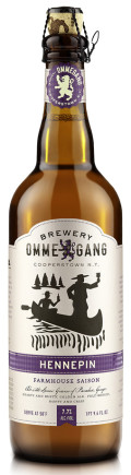 Ommegang Hennepin - Saison