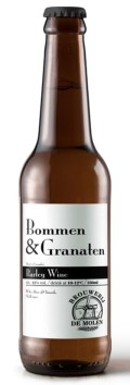 De Molen Bommen & Granaten &#40;Bombs & Grenades&#41; - Barley Wine