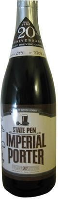 Santa Fe State Pen Imperial Porter - Imperial/Strong Porter