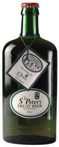 St Peters Fruit Beer (Elderberry) - Fruit Beer