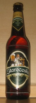 Staro&#269;esko V&#269;apn Pivo 10 - Czech Pilsner/Sv&#283;tl