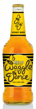 Wells Waggledance (Bottle) - Golden Ale/Blond Ale