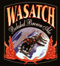 Wasatch Bobsled Brown Ale - Brown Ale