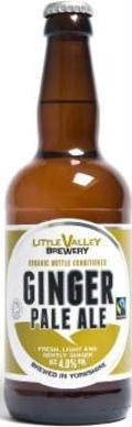 Little Valley Fairtrade Ginger Pale Ale - Traditional Ale