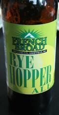 French Broad Rye Hopper - Specialty Grain
