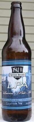 Seven Brides LPA &#40;Laurens Pale Ale&#41; - American Pale Ale